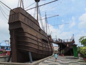 Jour 4 - Malacca Musée Maritime 1