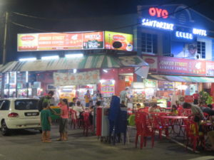 Jour 4 - Malacca street food 2 (hawker centre)