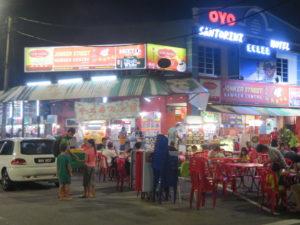 Jour 4 - Malacca street food 2 (hawker centre)