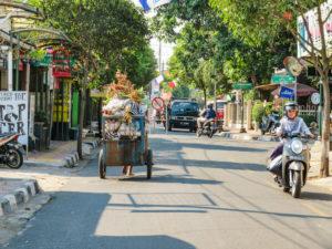 Jour 6 - Yogyakarta rue 1