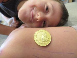 Jour 8 - Médaille de Chouch