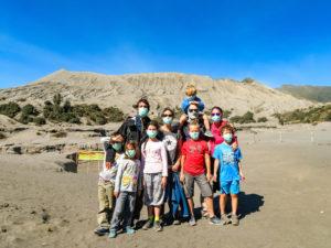 Jour 9 - Bromo près du volcan 5MOD