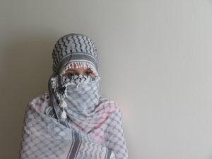 Penang Jour 2 - la pp en niqab 2