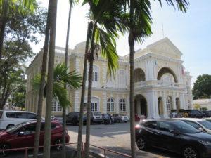 Penang Jour 3 - Georgetown 2 (mairie)
