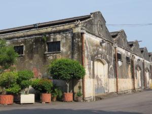 Penang Jour 3 - Georgetown 7 (entrepôts)