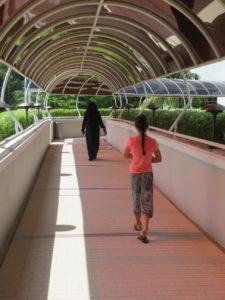 Penang Jour 4 - couloir de l