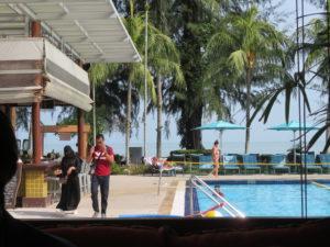 Penang Jour 4 - piscine