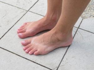 Penang Jour 5 - F. (pieds)