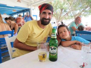 Jour 14 - Cheronissos 6 (biere)