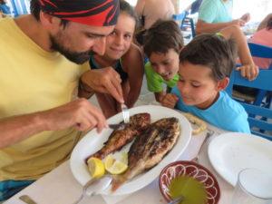 Jour 14 - Cheronissos 7 (poisson)