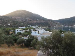 Jour 4 - Baie de Vathi a 6h du matin