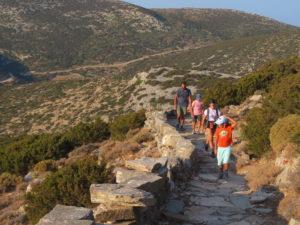 Jour 15 - Ascension du mont pour Profitis Ilias 1