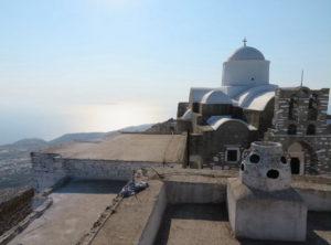Jour 15 - Ascension du mont pour Profitis Ilias 3 (vue d