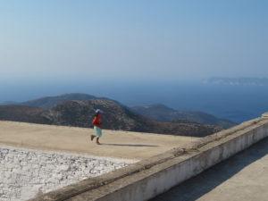 Jour 15 - Ascension du mont pour Profitis Ilias 5 (vue d