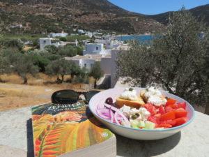 Jour 3 - salade grecque